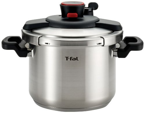 T-fal P45007 Clipso Stainless Steel Pressure Cooker Cookware Review