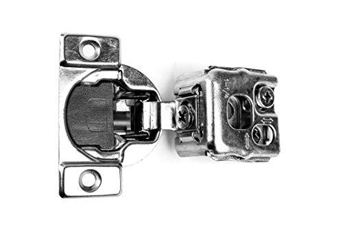 20 Pack Berta 6-Ways 3-cam Adjustment, 1 1/4