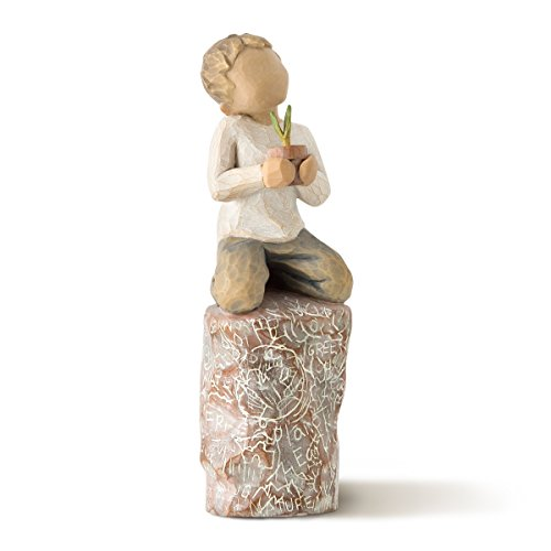 Willow Tree Something Special Figure by Susan Lordi - For Special Something You