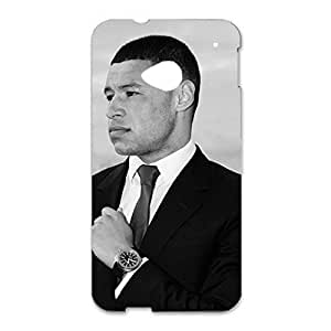 Wonderful Visual 3D ARS Alex Oxlade Phone Case For Htc One M7 Arsenal FC