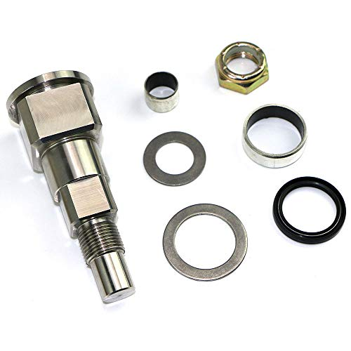 (98230A1 & 866718A01 Gimbal Steering Shaft Pin Seal Bushing Nut Kit for SS)