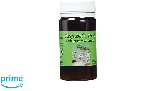 REGUBEL CDC-2, Complemento alimenticio, 60 Comprimidos: Amazon.es: Salud y cuidado personal