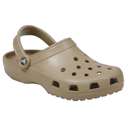 Crocs Unisex Classic Clog Khaki