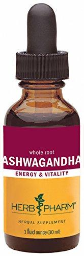 Herb Pharm Certified Ashwagandha Vitality