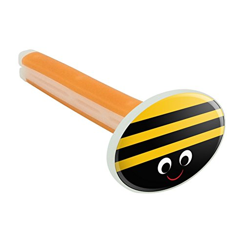 Graphics and More Bumble Bee Party Girl Birthday Car Air Freshener Vent Clip - Citrus Blossom Scent -