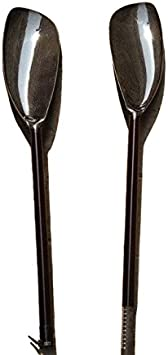 Amazon.com : Risece 2-piece Adjsutable Kayak Paddle Carbon ...