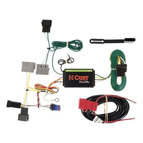 CURT 56154 Custom Wiring Harness