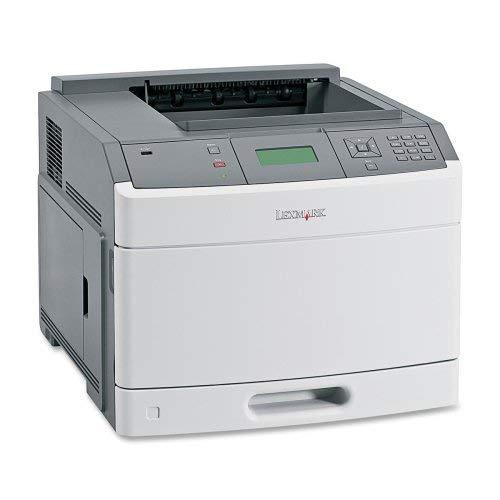 Sheet 500 Paper Tray Input (Lexmark T650N Laser Printer - Monochrome - 1200 x 1200 dpi Print - Plain Paper Print - Desktop - 45 ppm Mono Print - 350 sheets Input - Fast Ethernet - USB (Certified Refurbished))