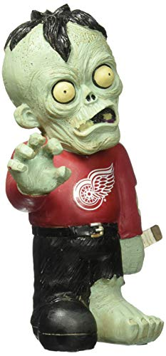 Detroit Red Wings Resin Zombie Figurine