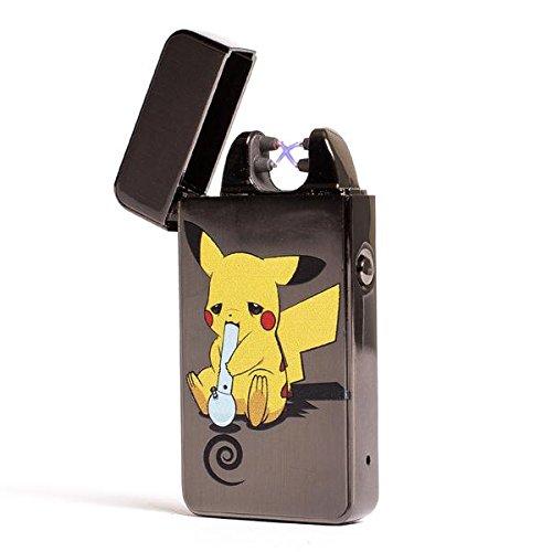Plazmatic Tokemon Dual Arc USB Rechargeable Lighter - Pokemon Beams