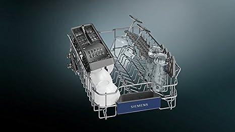 Siemens iQ300 SR536S07IE lavavajilla Semi-incorporado 9 cubiertos ...