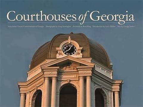 Courthouses of Georgia (Georgia Justice)