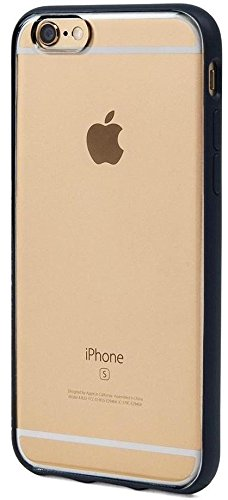 Incase POP iPhone 6 / 6s Case, Clear/Midnight Navy, One Size