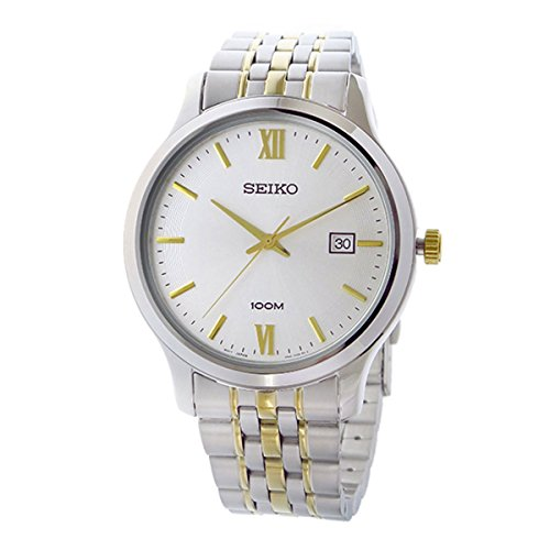 Seiko-Mens-Watch-Classic-Analog-Casual-Quartz-Japan-SUR223P1