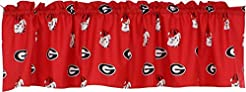 College Covers NCAA Curtain Valance, 84