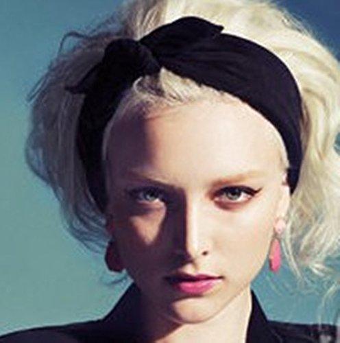 Sunshine popular American exercise Headband black