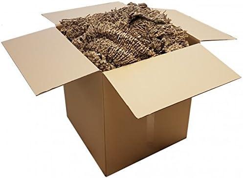 80 Liter Füllmaterial Versand Polster Verpackungsmaterial Pappe Karton Schredder