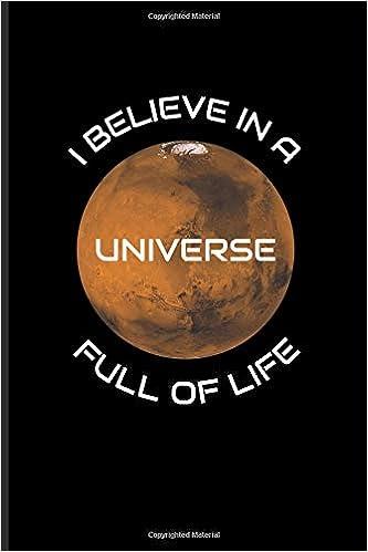 PDF Descargar I Believe In A Universe Full Of Life: Wonder Of