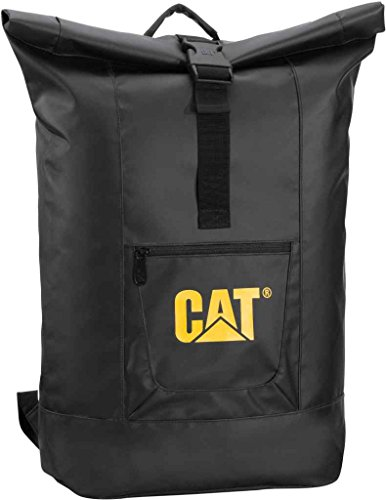 Caterpillar Arches Rolltop Backpack, Black for sale  Delivered anywhere in USA