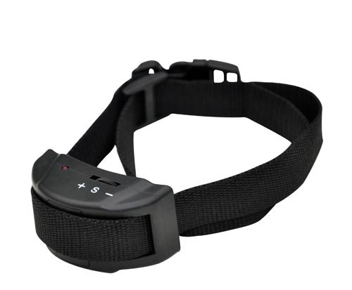 Petiner Electronic No Bark Control Dog Taining Collar-Adjustable Sensitivity ControlLow sensitivity