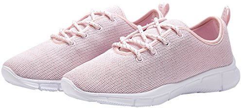Lightweight Fashion Running Mesh Pink Sports Lanbaosi Sneakers Shoes Womens Casual qFxCRRPY