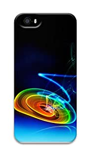 iPhone 5 5S Case 3D Color And Vignetting 3D Custom iPhone 5 5S Case Cover