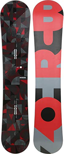 Burton Clash Snowboard Red Mens Sz 158cm from Burton