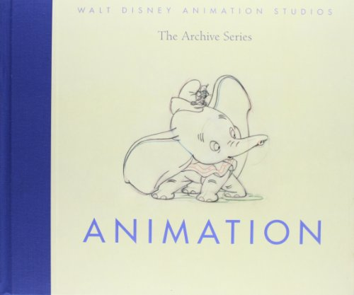 Animation (Walt Disney Animation Studios: The Archive (Art Animation Drawing)