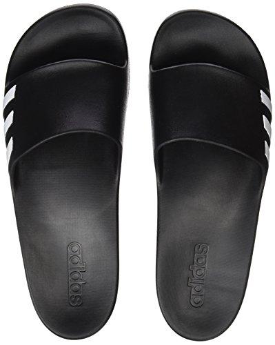 Playa Mujer Para De ftwbla Negro Aqualette negbas negbas Piscina Adidas Zapatos 000 Y HqBnf
