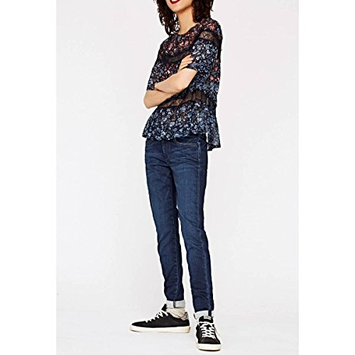 Tiro Medio Skinny De Jeans Pl200025cb82 Pepe Pantalón Pixie ZXn8Ox