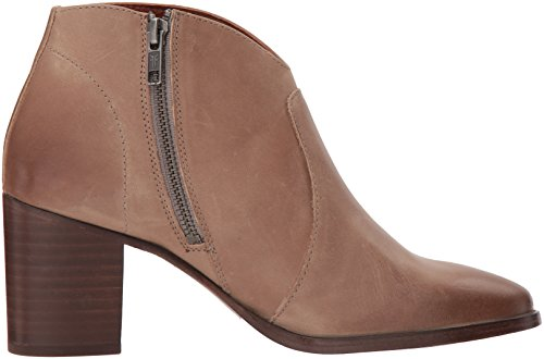 Boot Taupe Nora Women's Dark Zip Short Frye 6Z4gwxqOO