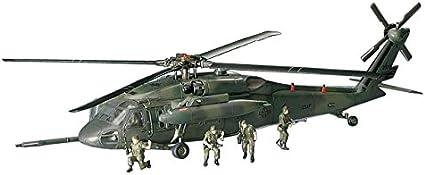 Hasegawa 1:72 Scale HH-60D Night Hawk Model Kit