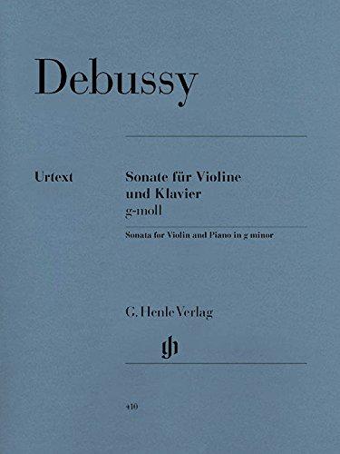 Sonata For Violin And Piano G-Minor (Classics Violin American)