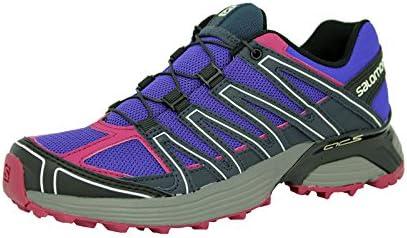 SALOMON XT Taurus W Zapatillas Purpura Rosa Trail Running para Mujer: Amazon.es: Deportes y aire libre