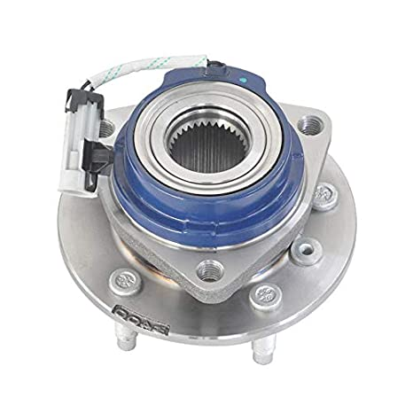 Wheel Note: Non-ABS Hub Assemblies 2007 For Chevrolet Monte Carlo Front Wheel Bearing and Hub Assembly x 1