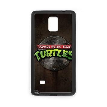 TMNT Tortugas ninja Logo MB85JH0 funda Samsung Galaxy Note 4 ...