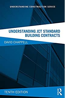Guide to jct standard building contract 2016 amazon sarah understanding jct standard building contracts understanding construction understanding jct standard building contracts david chappell fandeluxe Choice Image
