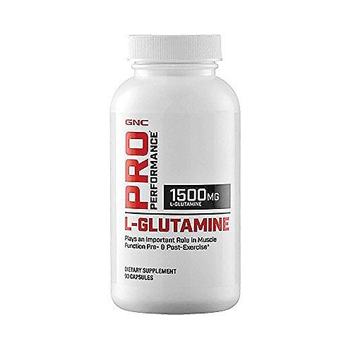 GNC Pro Performance L Glutamine