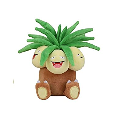 Pokemon Center Original Fit Exeggutor Noadkoko Kokowei Plush Peluche: Toys & Games