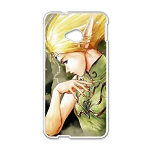 Record of Lodoss War HTC One M7 Cell Phone Case White Febla