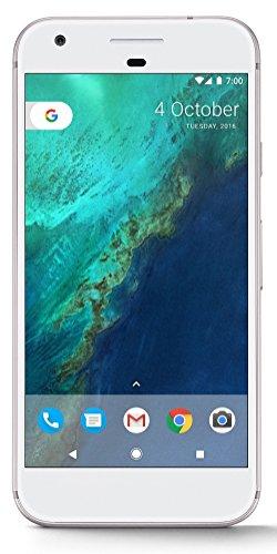 "Google Pixel 32GB (FACTORY UNLOCKED) 5.0"" HD 4GB RAM G-2PW4200 Snapdragon 821 Smartphone (Very Silver)"