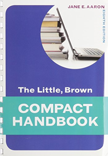 Little, Brown Compact Handbook, The Plus NEW MyCompLab with eText -- Access Card Package (8th Edition)