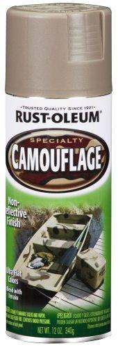 Rust Oleum 1917830 Camouflage Spray 12 Ounce
