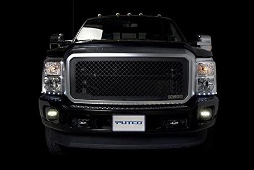 Putco 12004 Driving & Fog Light - LED 18 Watts, Black