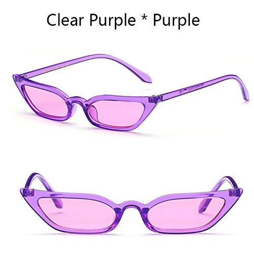 De De De C1 Ojo Gafas Sol De Mujer Tonalidades De Sexy Uv400 Lujo Gafas Pequeñas La Gafas TIANLIANG04 Gato C1 Vintage 0Rqwt