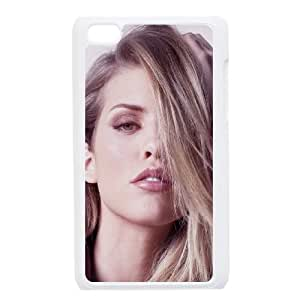 Celebrities Anna Lynne McCord iPod Touch 4 Case White DIY GIFT pp001_8198728