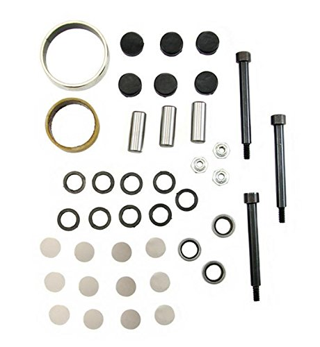 Sports Parts Inc SM-03088 Drive Clutch Rebuild Kit for Polaris P-85 Clutch with .540in. Rollers