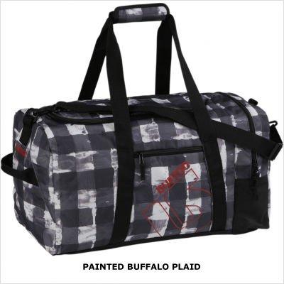 Burton Unisex Adult Boothaus Medium Bag (Photocopied Plaid), Outdoor Stuffs