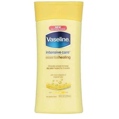 Vaseline Intensive Care Essential Healing Lotion, 10 Oz