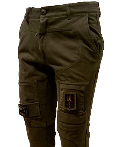 Jersey Verde Aeronautica Tuta g Pantalone Uomo Militare Bosco Polo Felpa Pf677 Tricolori Anti Frecce qIzZ1